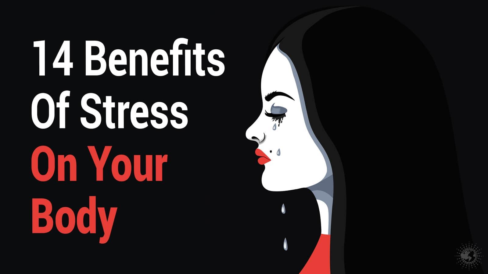 stress benefits