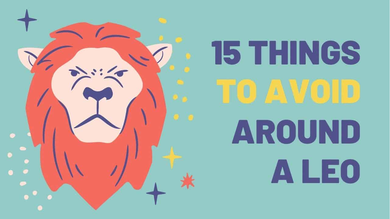 things around a leo