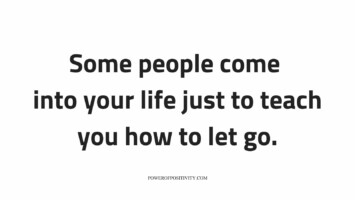 quotes on when to let go