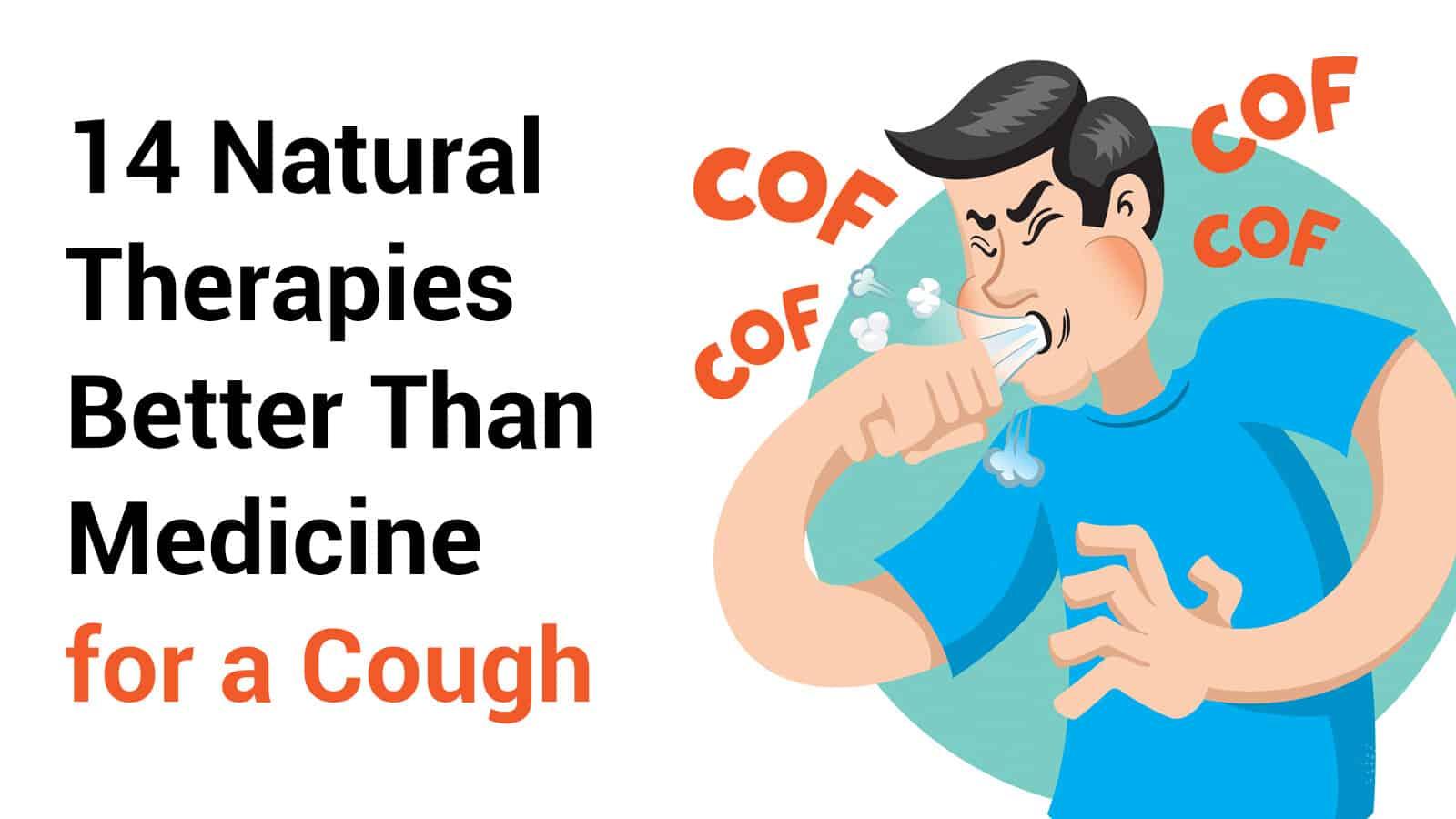 natural therapies cough
