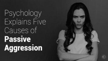 passive aggression