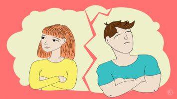 mutual breakup