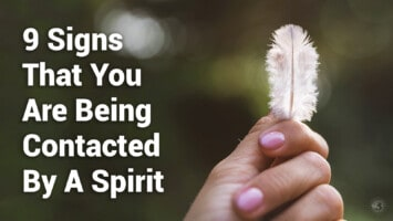 contacted by a spirit