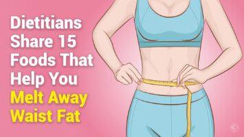waist fat