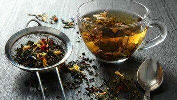 fat burning teas