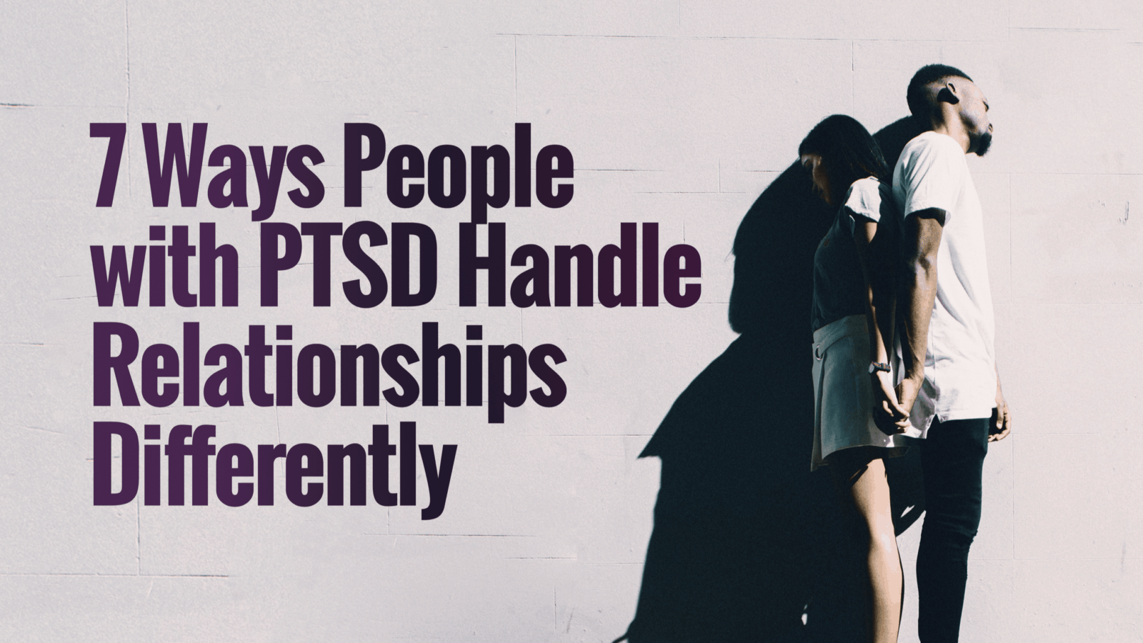 ptsd and relationships