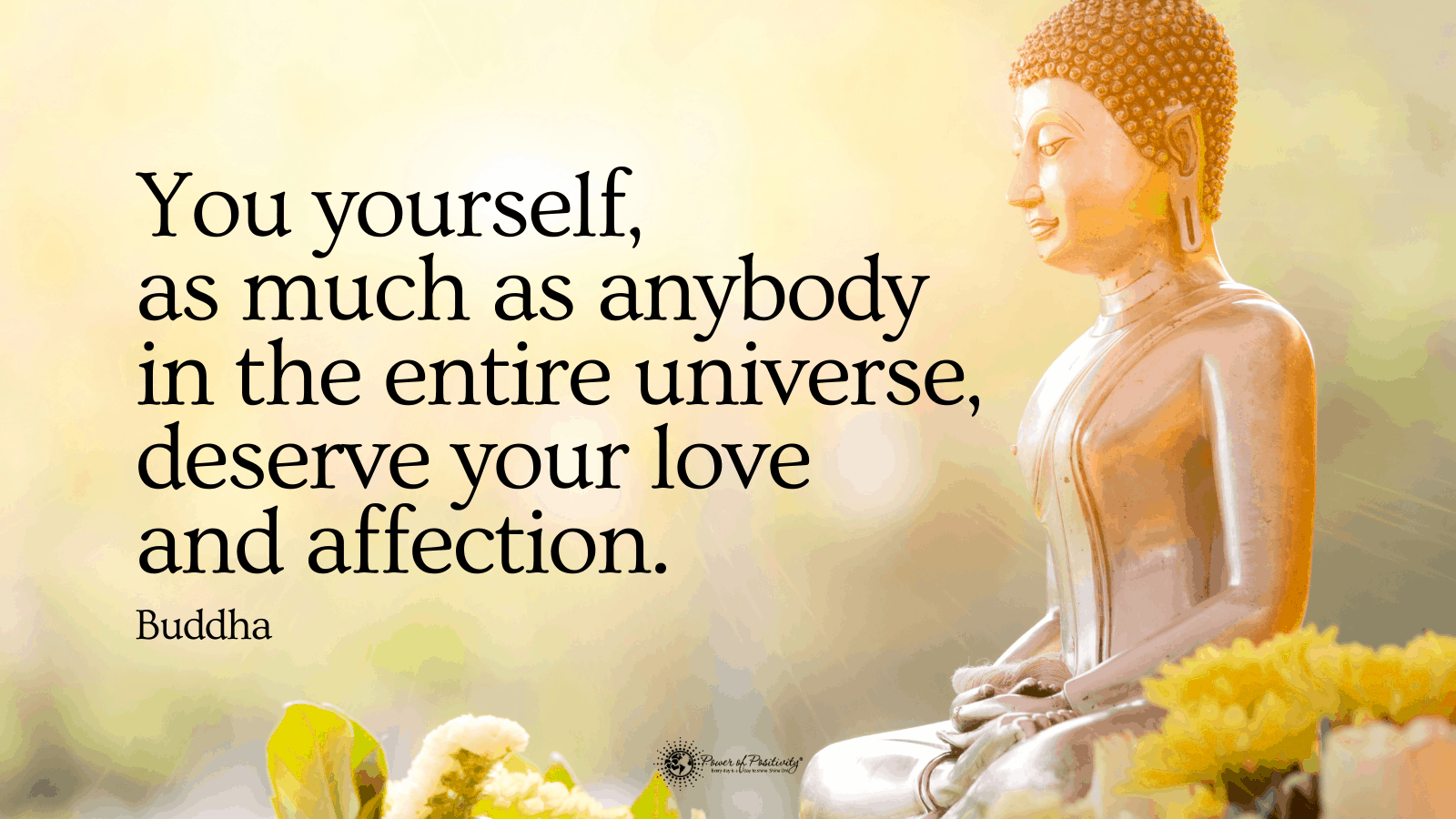 Quotes positive buddhist Top 50