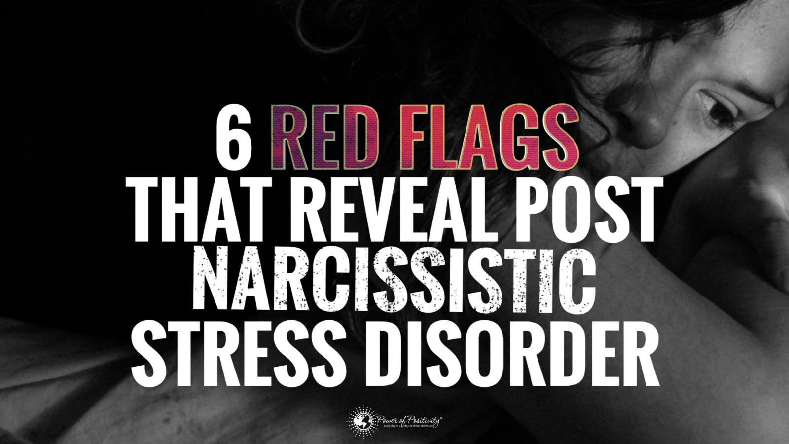 post narcissistic stress disorder