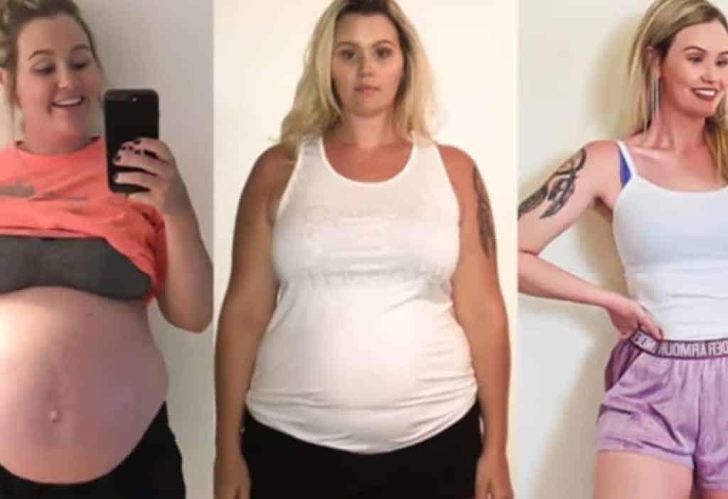 130 pound weight loss
