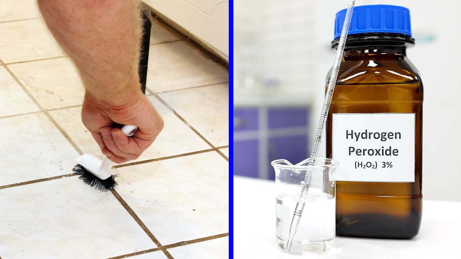 20 Ways To Use Hydrogen Peroxide To Clean Your Home
