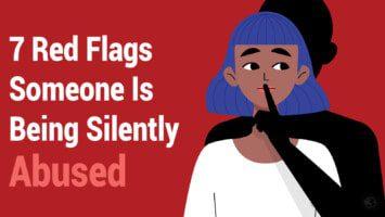 silently abused