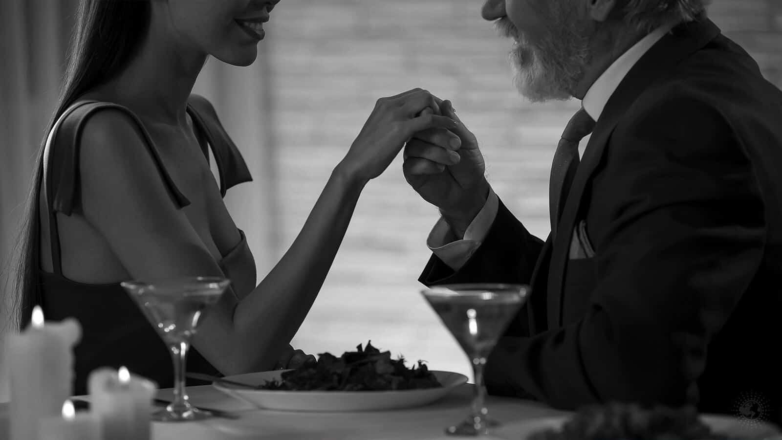 younger women prefer older men