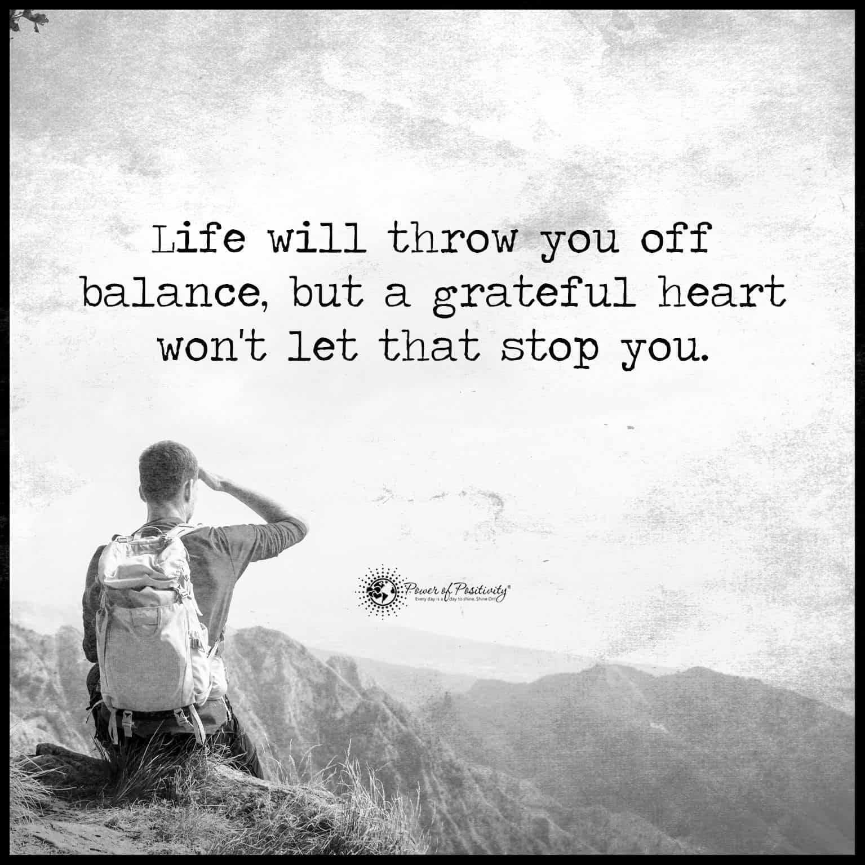 grateful heart quote