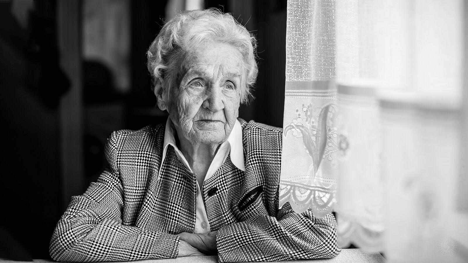 depression in senior citizens