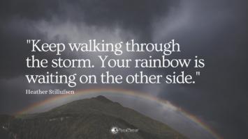 rainbow quote