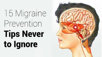 migraine prevention tips