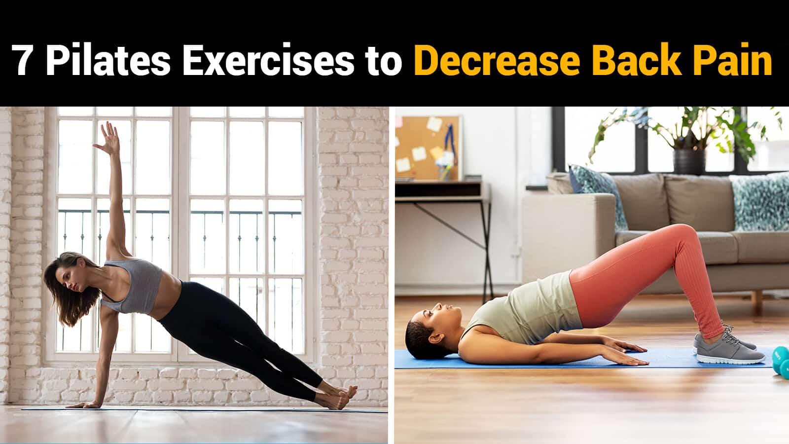 pilates exercises