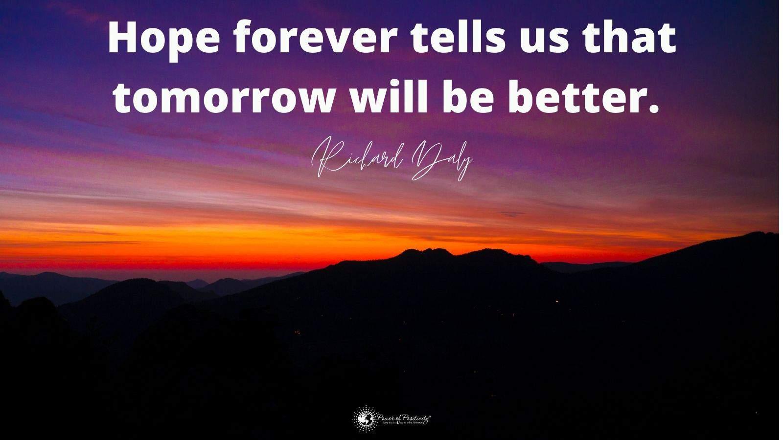 hopeful quote