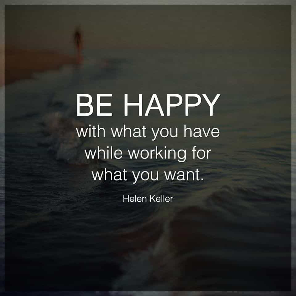 become happier