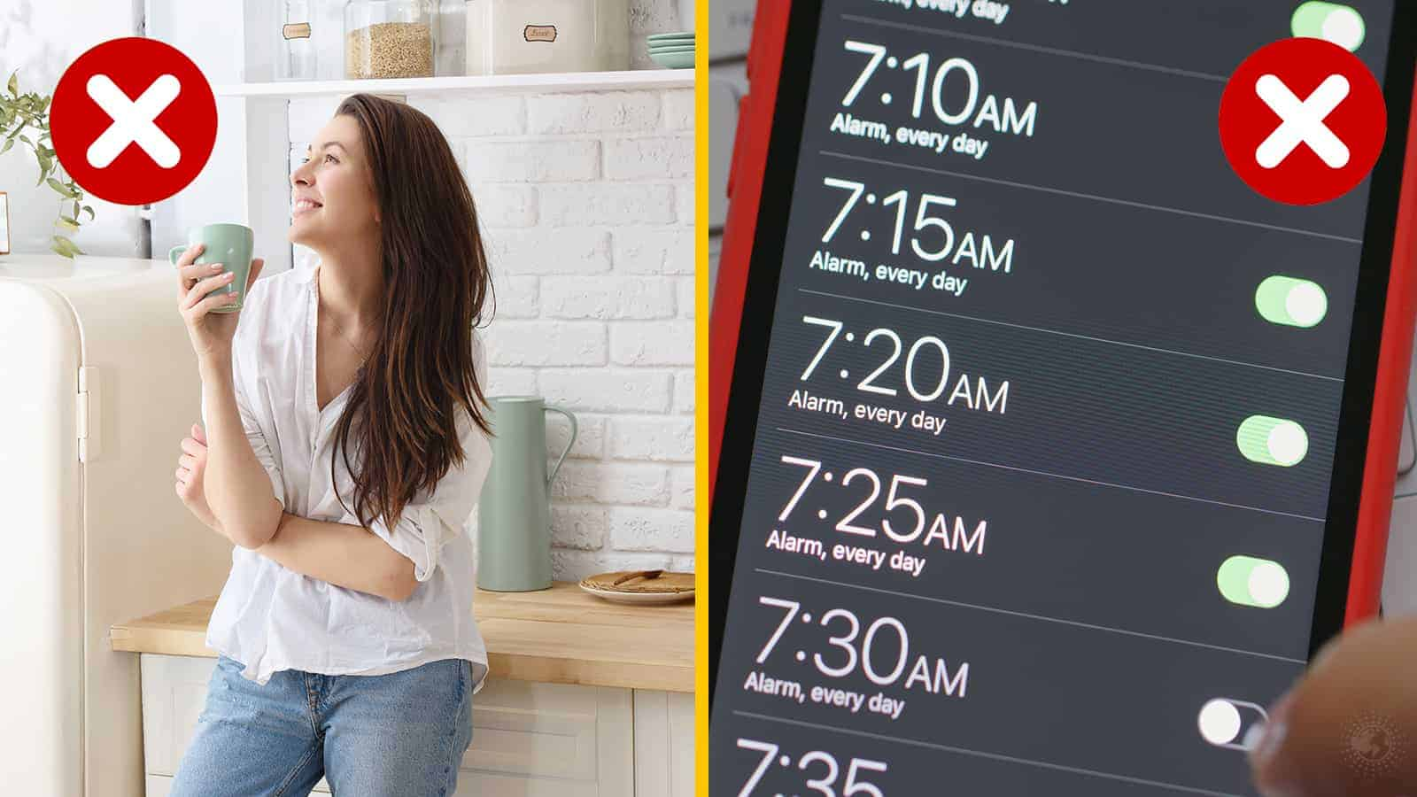 10 Things Productive People Never Do in the Morning