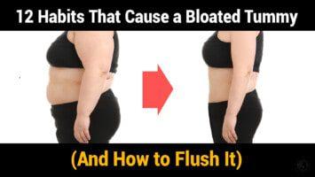 bloated tummy
