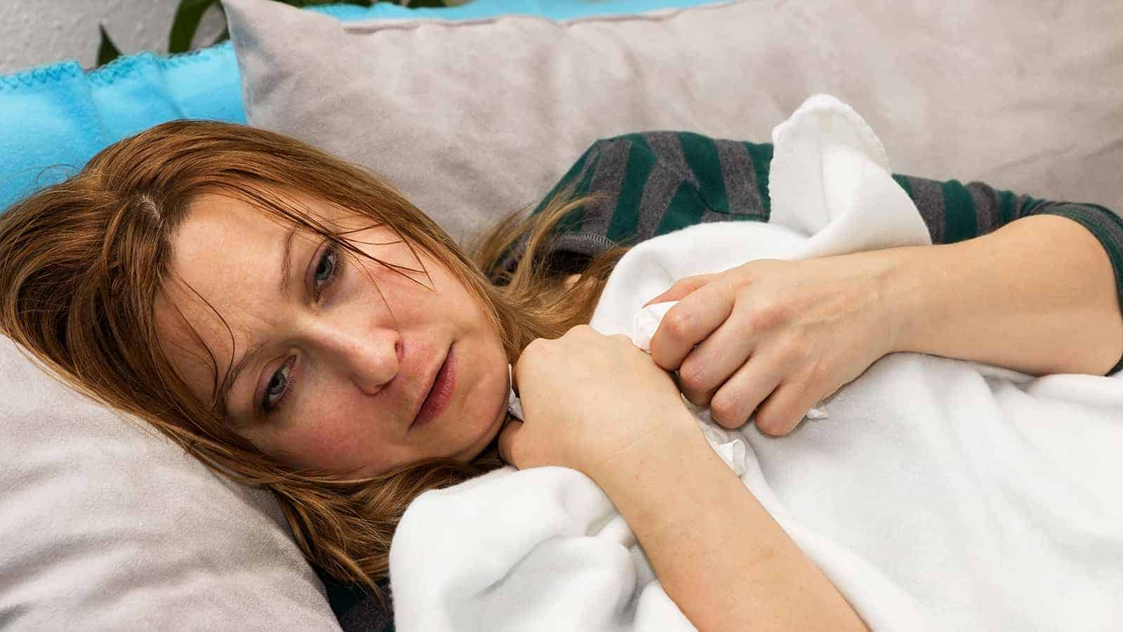 Science Explains 10 Reasons People Have Cold Sweats