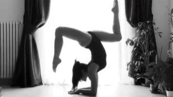 queen of yoga