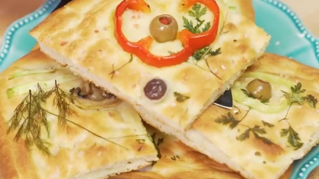 make focaccia bread