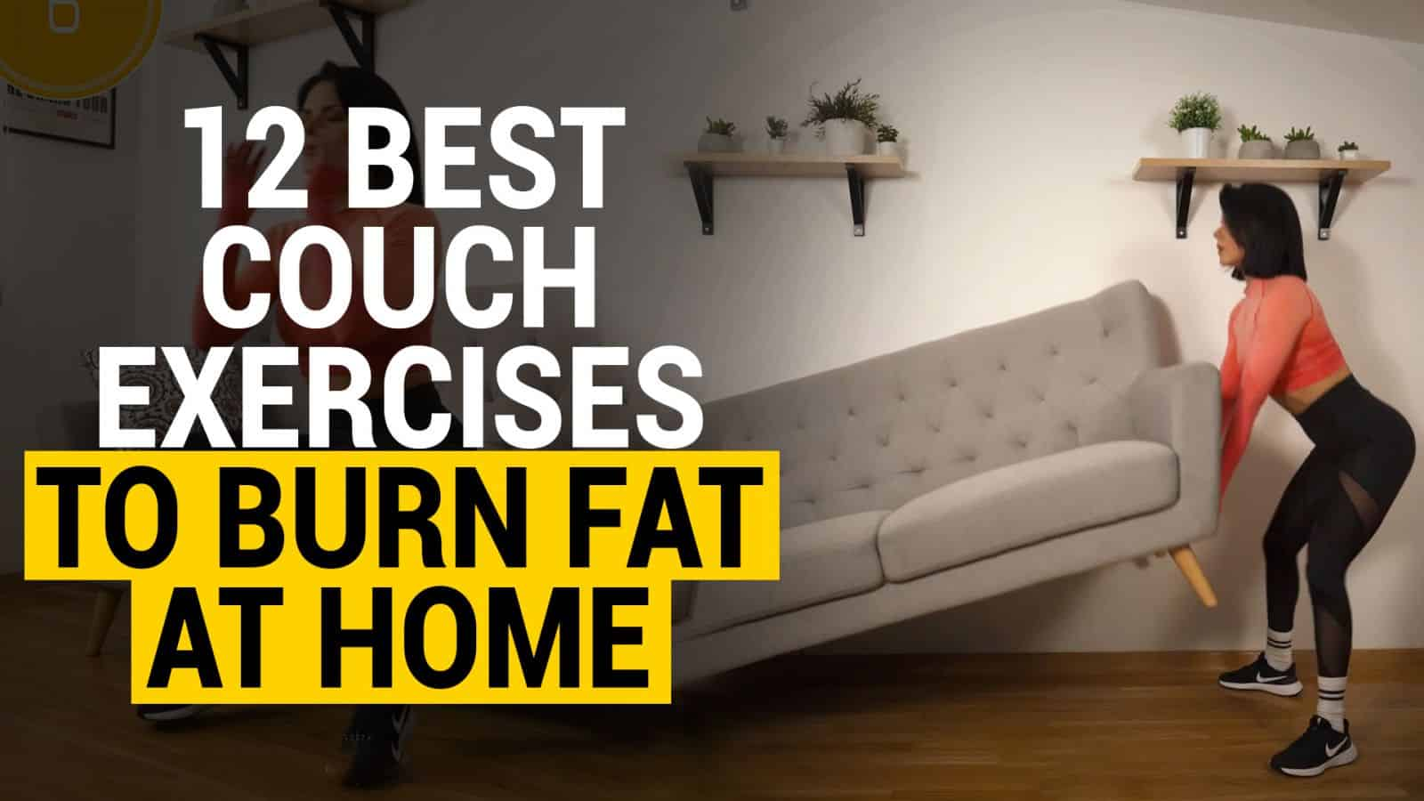 couch exercises