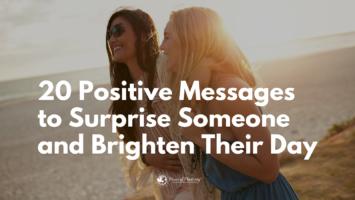 positive message