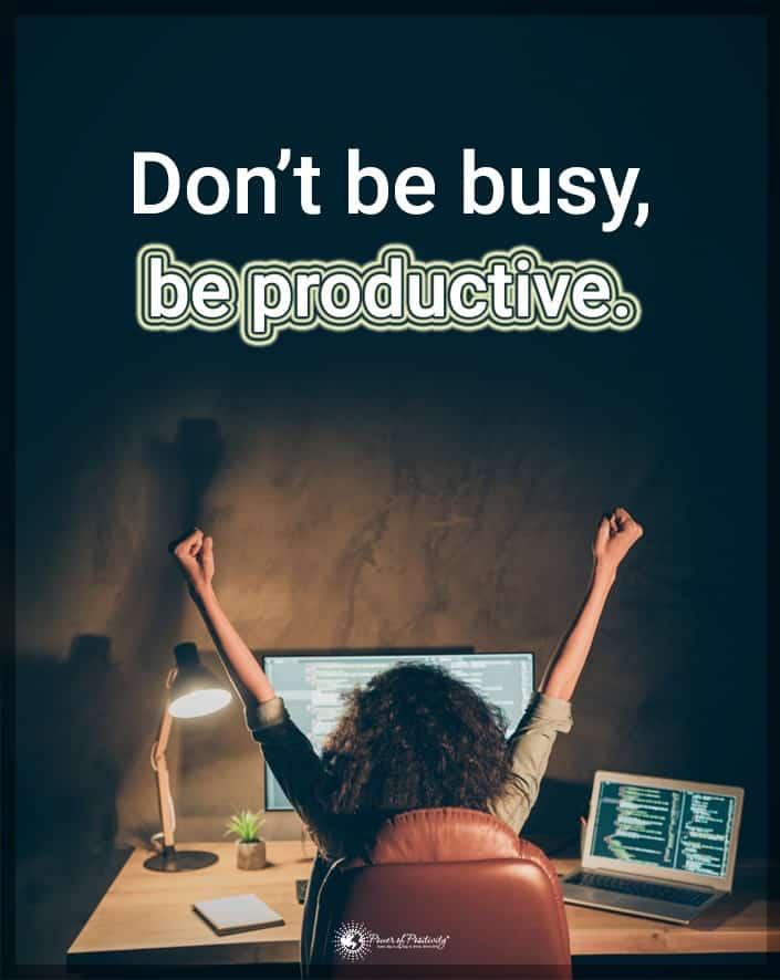 productive meme