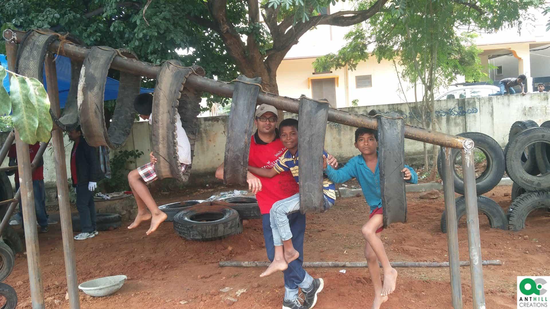 india playgrounds