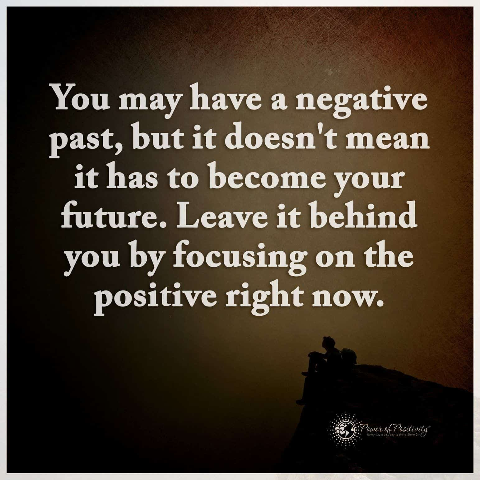 be more optimistic