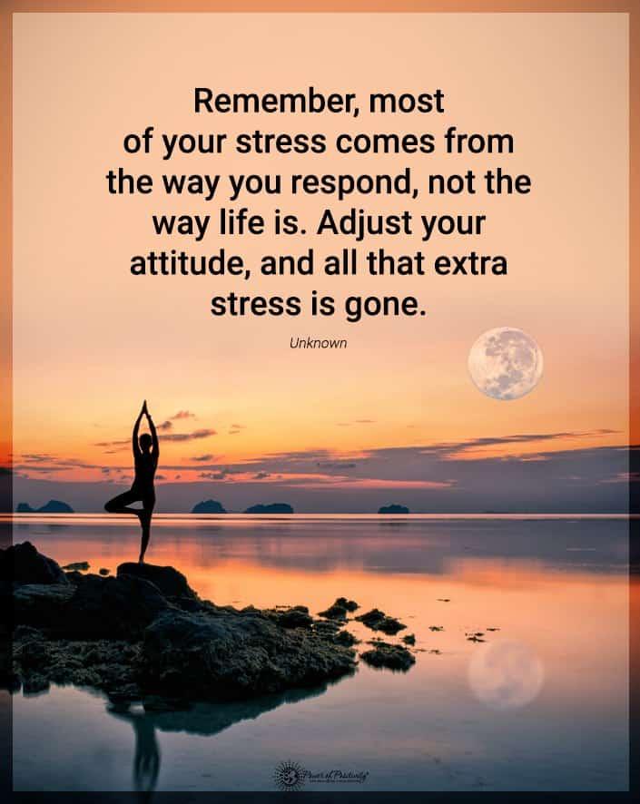 alleviate stress