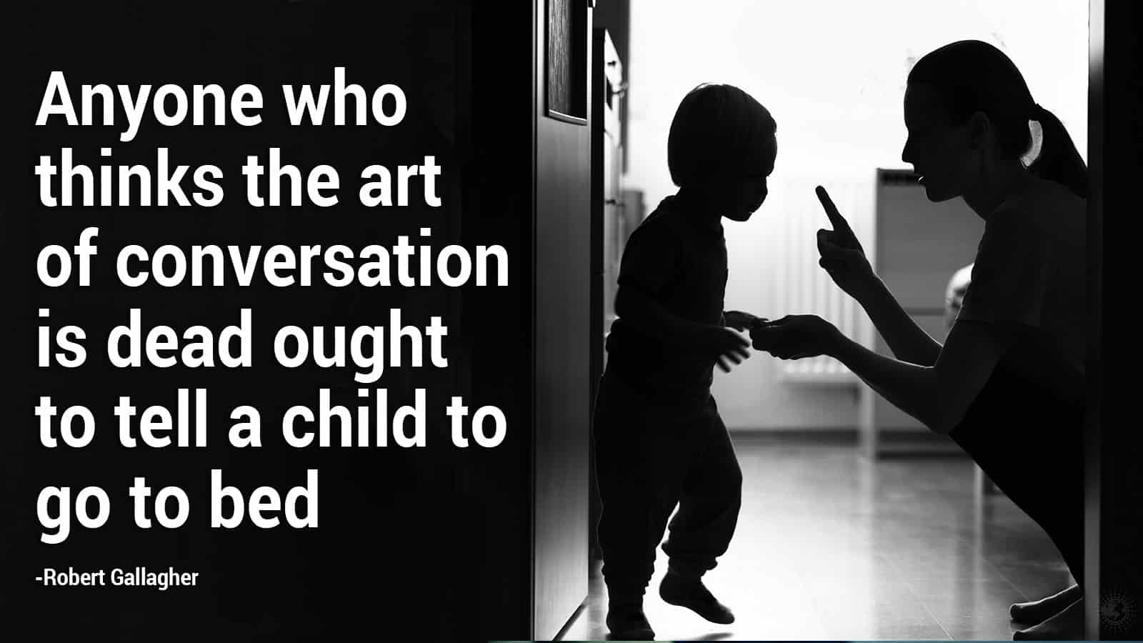 talking to kids quote