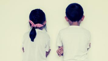 punishing children