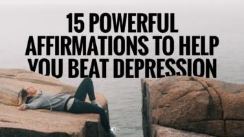 depression affirmation