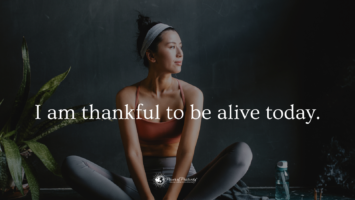 thankful affirmations