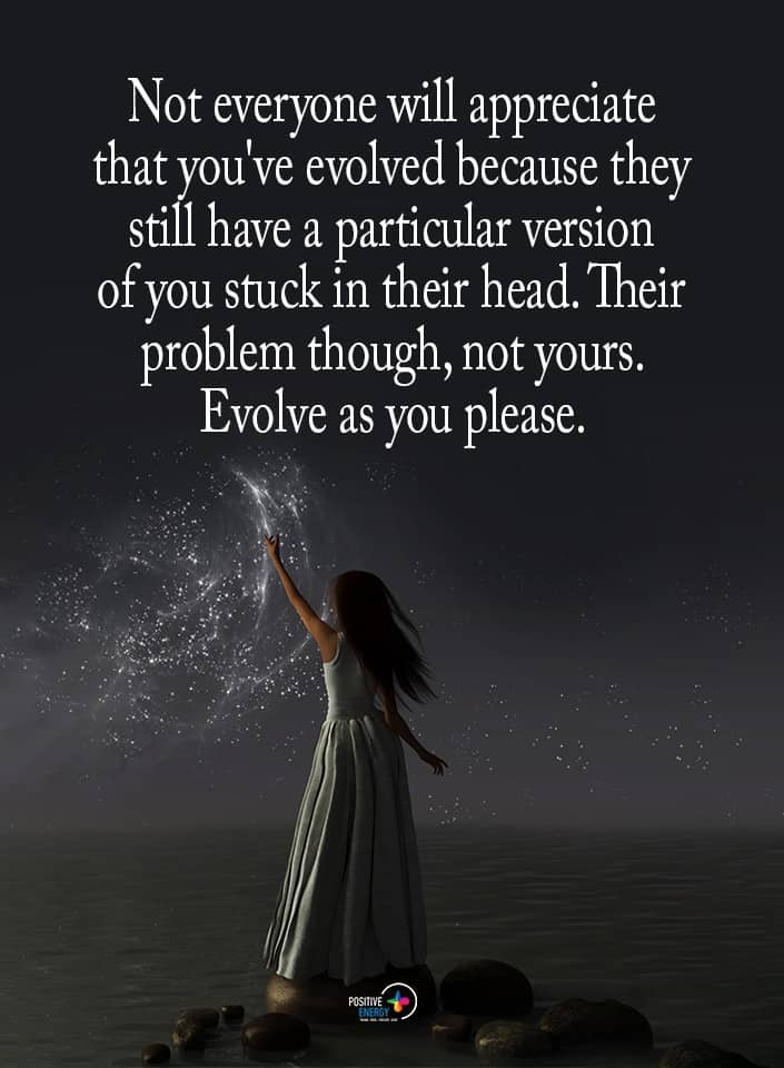 evolve as you please