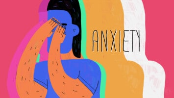 introvert with anxiety