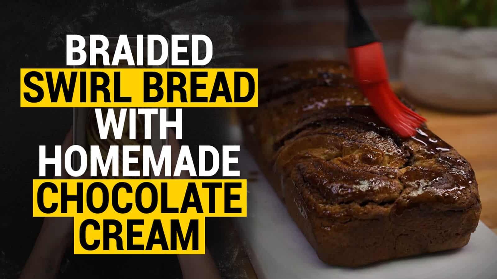 braided swirl bread