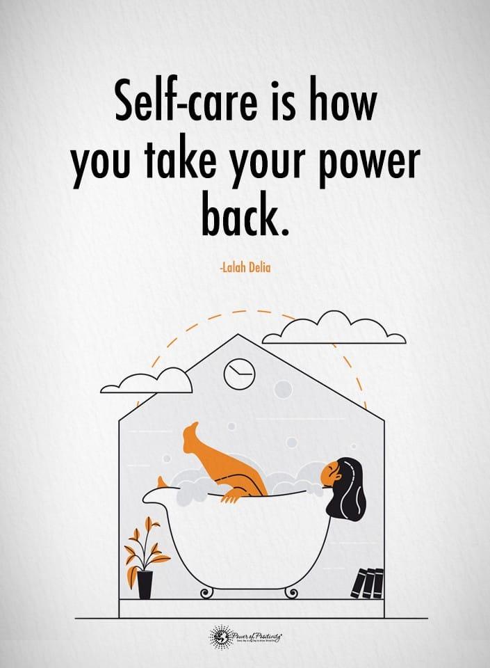 self care meme