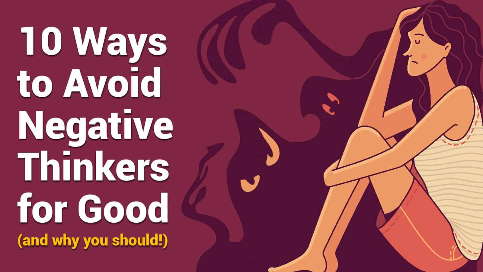 negative thinkers