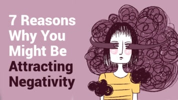 attracting negativity