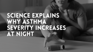 asthma severity at night