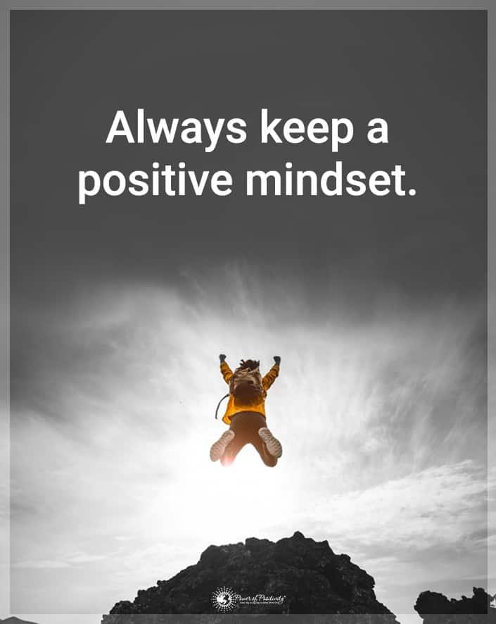 avoid negative thinkers