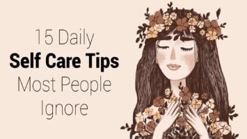 daily self care tips